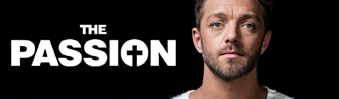 Tommie Christiaan is Jezus in The Passion 2018
