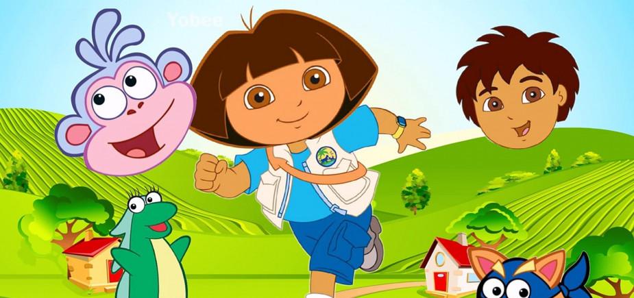 Dora Und Diego Spiele