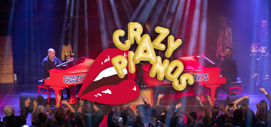 Crazy Pianos On Tour
