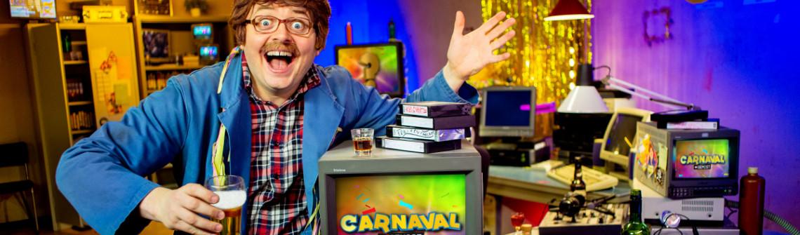 Lamme Frans lanceert YouTube-serie 'Carnaval Gemist'