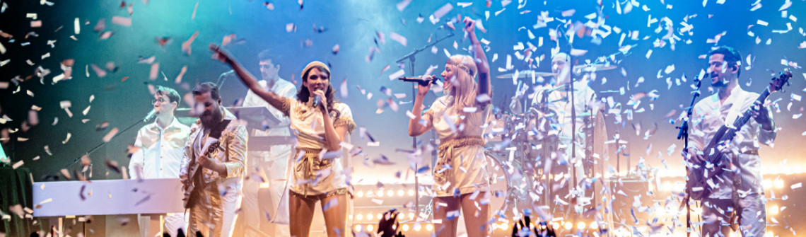 A*Fever - The Ultimate ABBA Tribute exclusief bij Jan Vis